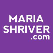 MariaShriver.com logo
